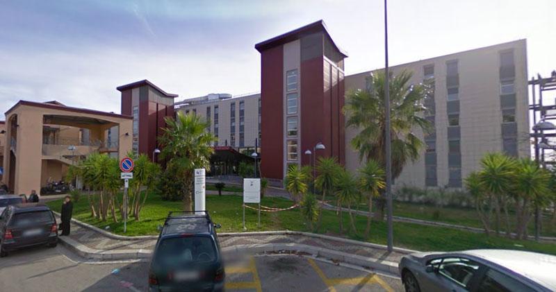 Convenzione ospedale madonna delle grazie di matera for Registra le planimetrie delle dimore